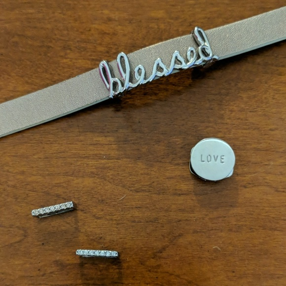 KEEP Collective Jewelry - KEEP Bracelet + Keys (charms)